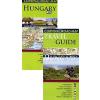 Corvina Kiadó HUNGARY TRAVEL GUIDE + ROAD MAP (MO. IDEGENFORGALMI AUTÓSTÉRKÉPE)