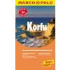 Corvina Kiadó Korfu - Marco Polo - Útitérképpel