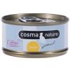 Cosma Nature Kitten 6 x 70 g - Csirke & tonhal