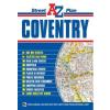 Coventry térkép - A-Z