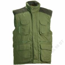 Coverguard BRESSAN vadászmellény zöld -XL