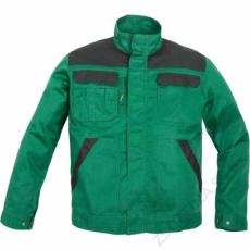 Coverguard TECHNICITY munkakabát zöld -XL