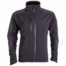 Coverguard YANG reflect softshell kabát fekete -3XL