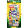Crayola : 14 db kúpos hegyű mini filctoll