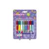 Crayola 16 db Mini csillámos ragasztó