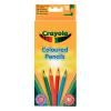 Crayola Hosszú színes ceruza 12 db