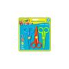Crayola Mini Kids: 3 db-os műanyag olló készlet