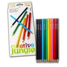 Creative Jungle 12 darabos színes ceruza készlet színes ceruza