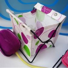 Creative Összecsukható pipere doboz - rózsaszín macis konyhai eszköz