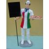 CRF-3A táblás óriás pizza szakács