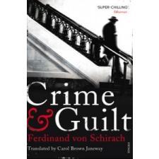 Crime and Guilt – Ferdinand von Schirach idegen nyelvű könyv