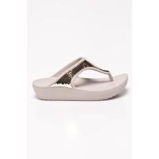 CROCS - Flip-flop - ezüst