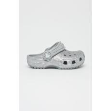 CROCS - Gyerek papucs - ezüst - 1413224-ezüst