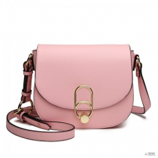 Cross Miss Lulu London LZ1831 - MISS LULU CROSS BODY táska - rózsaszín
