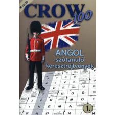 CROW 100 /1. - ANGOL SZÓTANULÓ KERESZTREJTVÉNYEK (Kezdő) nyelvkönyv, szótár