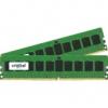 Crucial 16 GB ECC Registered DDR4-2133 Kit CT2K8G4RFS4213