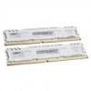 Crucial Ballistix Sport LT Series DDR4-2400, CL16 - 32 GB Kit - fehér /BLS2C16G4D240FSC/