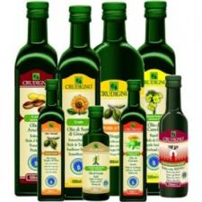 Crudigno bio repce olaj olaj és ecet