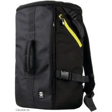 CRUMPLER - Track Jack Barrel Backpack black