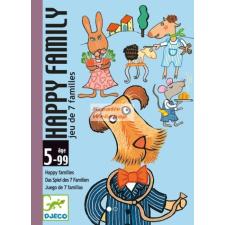 Családi kártyajáték - Happy family kártyajáték