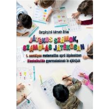 CSBOOK Kft. Gergényiné Németh Erika: Játékos számok, számolás játékosan - 1. osztályos matematika apró lépésekben tankönyv