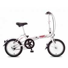 CSEPEL Mini 100 összecsukható kerékpár kerékpár és kerékpáros felszerelés