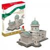 CubicFun Esztergomi Bazilika 3D Puzzle, 111 db