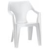 CURVER 'Dante alacsony támlás műanyag kerti szék'