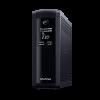CyberPower UPS VP1200ELCD (4xIEC 320) 1200VA 720W 230V szünetmentes tápegység + USB LINE-INTERACTIVE