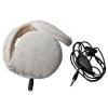 Cyoo Stereo Headset fülmelegítővel, 3,5mm jack, fehér