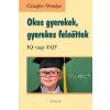 Cziegler Orsolya OKOS GYEREKEK, GYEREKES FELNŐTTEK - IQ VAGY EQ?