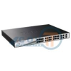 D-Link 24-port 10/100 Smart Switch + 2 Combo 1000BaseT/SFP + 2 Gigabit
