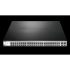 D -Link 52-Port PoE Gigabit Smart Switch 370W PoE