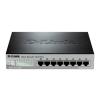 D-Link DES-1210-08P 8-port 10/100 Smart PoE Sswitch (DES-1210-08P)