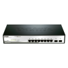 D-Link DGS-1210-10 switch 8X1000MBPS + 2 SFP SLOT (DGS-1210-10)