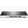 D-Link dgs-1210-24p 24 port gigabit switch