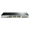 D-Link DGS-1510-28X 28-Port Gigabit Stackable Smart Managed Switch incl. 4 10G SFP+ (DGS-1510-28X)