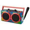Daewoo Bluetooth Hordozható Hangszóró DSK-340 FM 15W Fekete