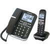 Daewoo Vezeték Nélküli Telefon Daewoo DTD5500 DECT LCD LED COMBO