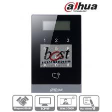 Dahua ASI1201A-D beléptető vezérlő, LCD, RFID(125KHz)+kód, RS-485/Wiegand/RJ45, I/O