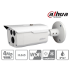 Dahua IPC-HFW4431D-AS IP Bullet kamera, kültéri, 4MP, 6mm, H265+, IR80m, ICR, IP67, WDR, SD, PoE, I/O, audio