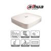 Dahua NVR4108-4KS2 NVR, 8 csatorna, H265, 80Mbps rögzítési sávszélesség, HDMI+VGA, 2xUSB, 1x Sata