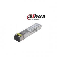 Dahua PFT3960 optikai modul, single-mode, 1,25G, 1310/1550nm, max. 20km, LC hub és switch