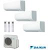 Daikin 3MXS52E/ 3*FTXS20K Inverteres Trial Oldalfali Split klíma szett
