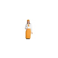 Dakar narancssárga kötény
