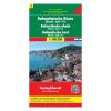 Dalmát tengerpart 2. térkép / Sibenik - Split - Vis / freytag & berndt