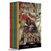 Daniel Abraham - George R. R. Martin Trónok harca - képregény - 1-4. kötet díszdobozban (Daniel Abraham - George R. R. Martin)
