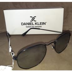 DANIEL KLEIN férfi napszemüveg DK4206 C3 fekete /kac