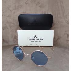 DANIEL KLEIN polarizált női napszemüveg DK4215 C5 arany /kac
