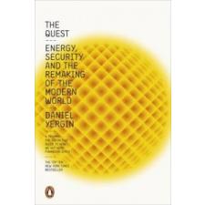 Daniel Yergin - Quest – Daniel Yergin idegen nyelvű könyv
